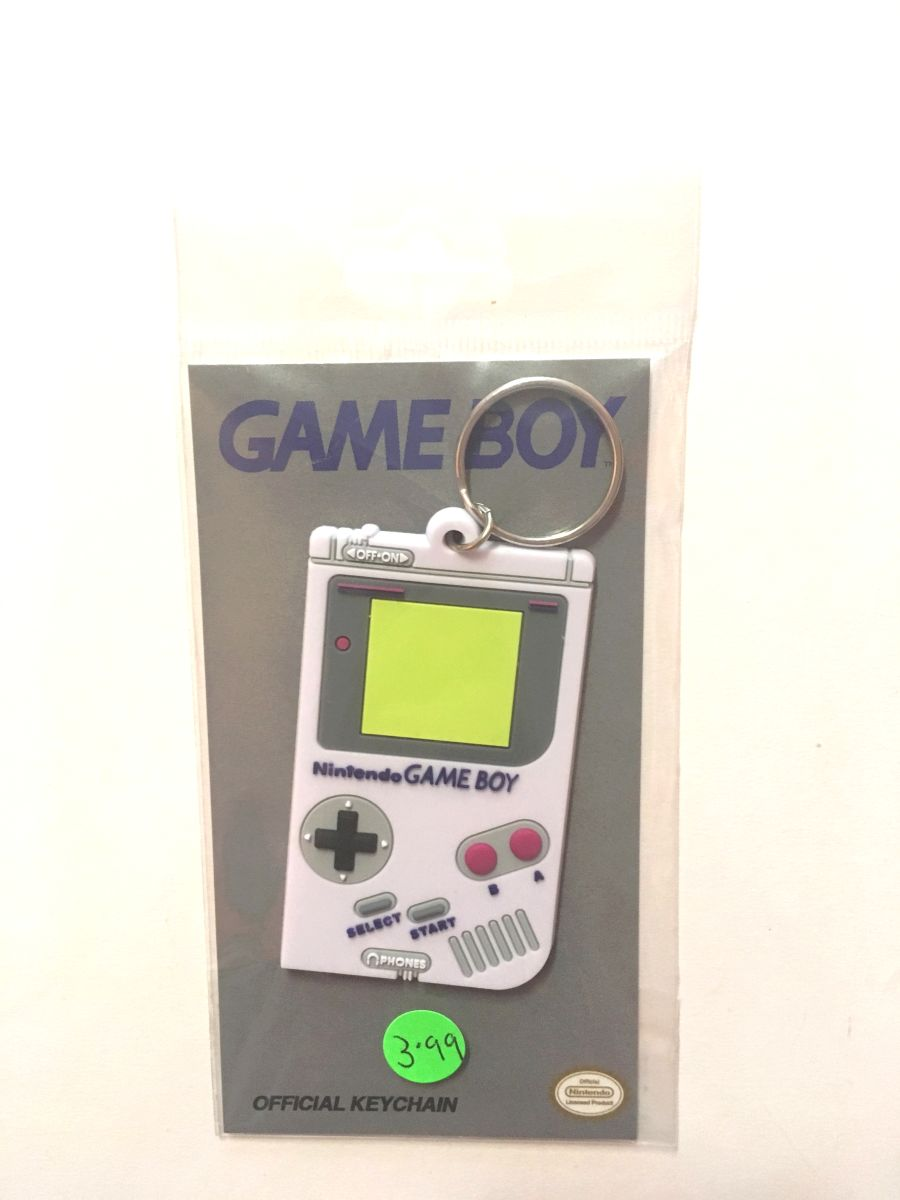 GAMEBOY Offical Keyring
