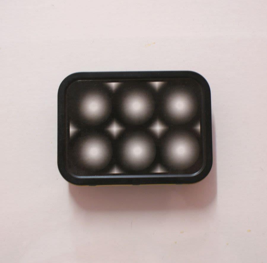 Small Optical Illusion Tin