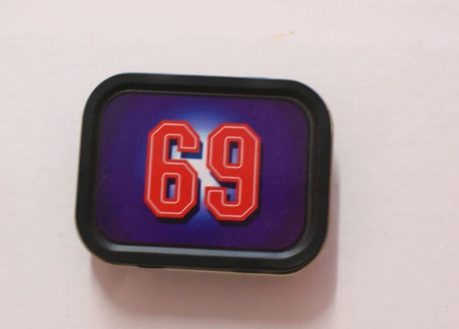 No '69' Stash Tin