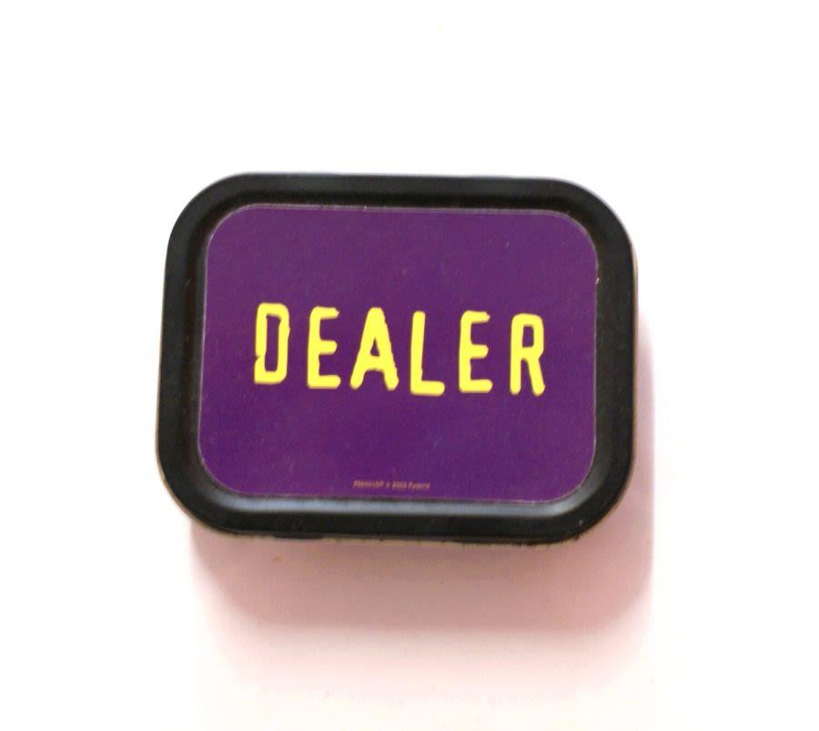 Small Dealer Tin