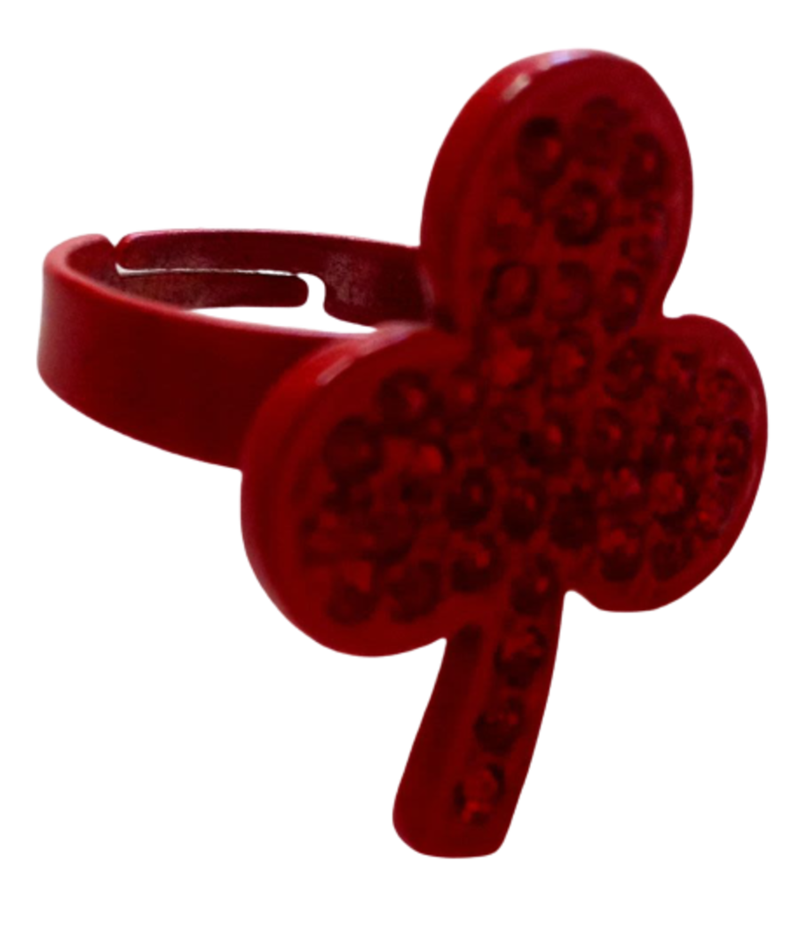 Red Club Ring
