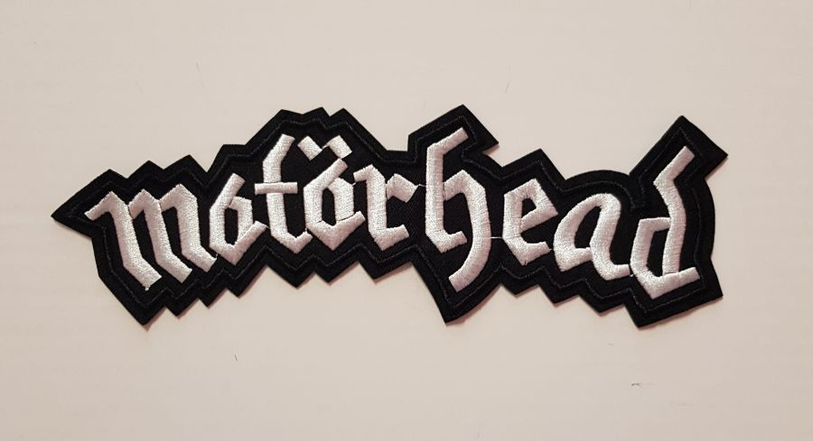 Motorhead Classic Logo Strip Patch