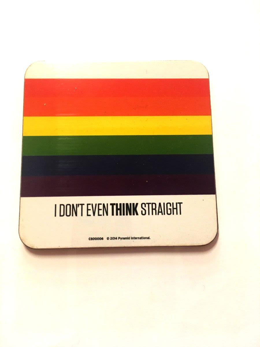 Pride Flag Coaster