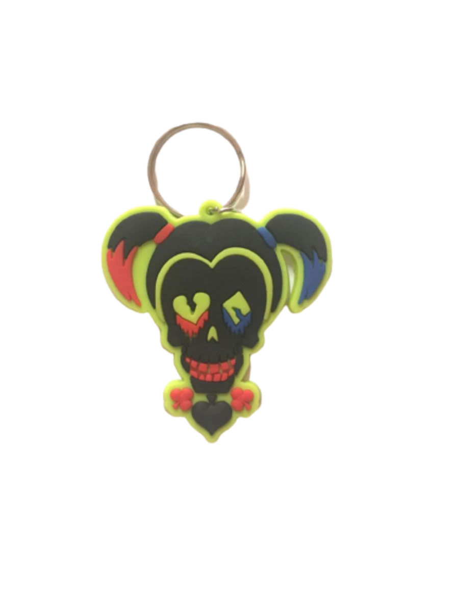 Harley Quinn from Suicide Squad Keyring