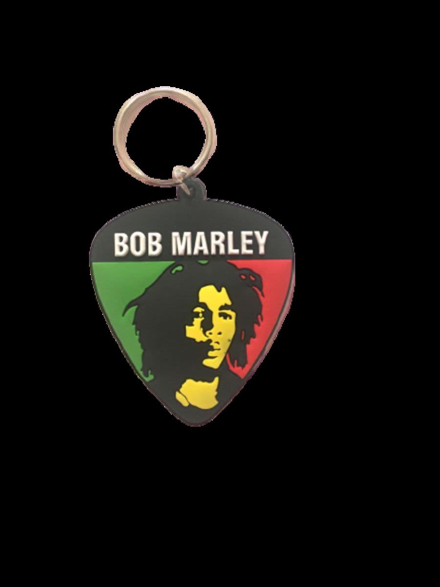 Bob Marley Keyring