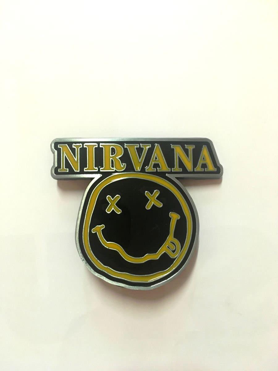 Nirvana Belt Buckle
