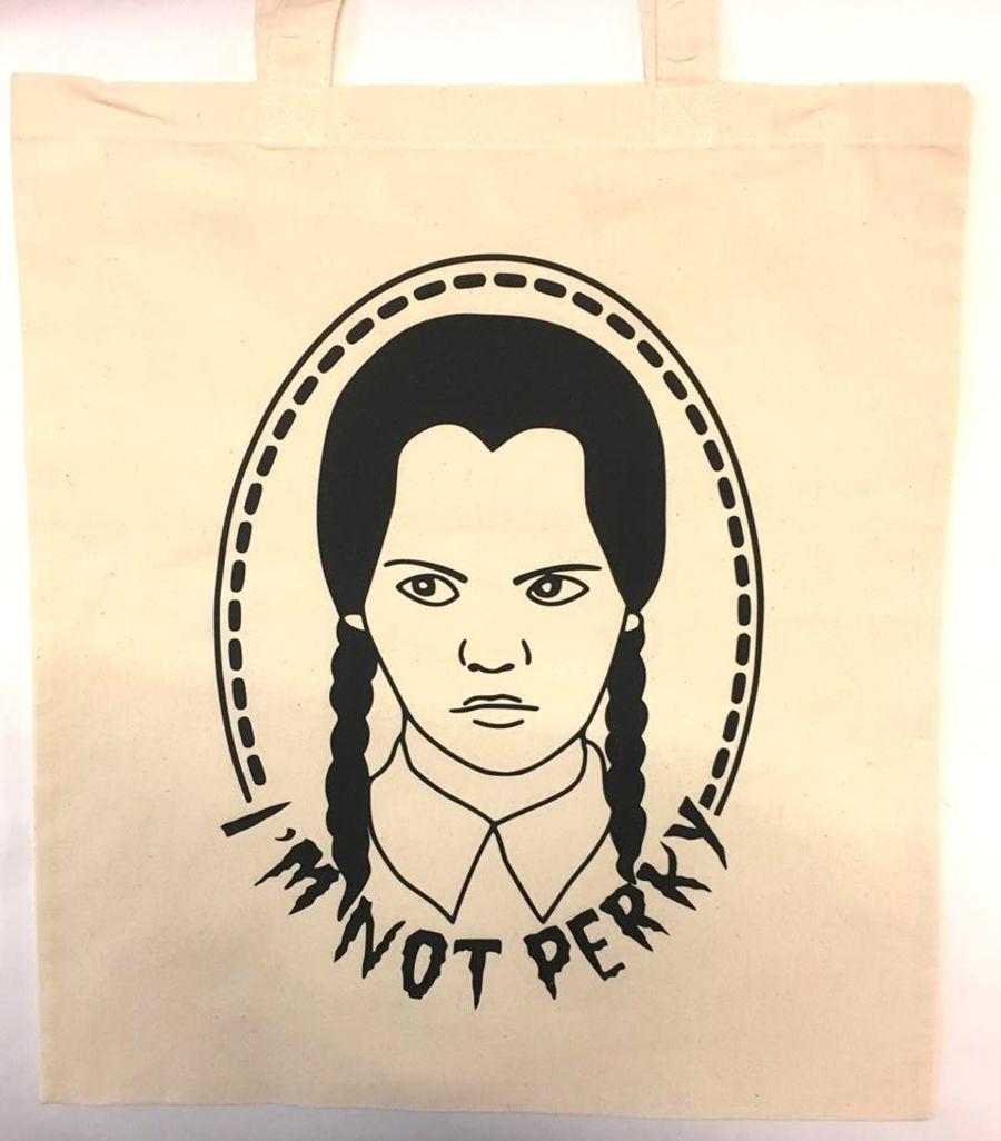 Im Not Perky!! Tote Bag