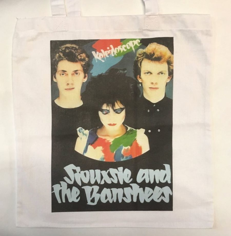 Siouxsie and the Banshees Tote Bags