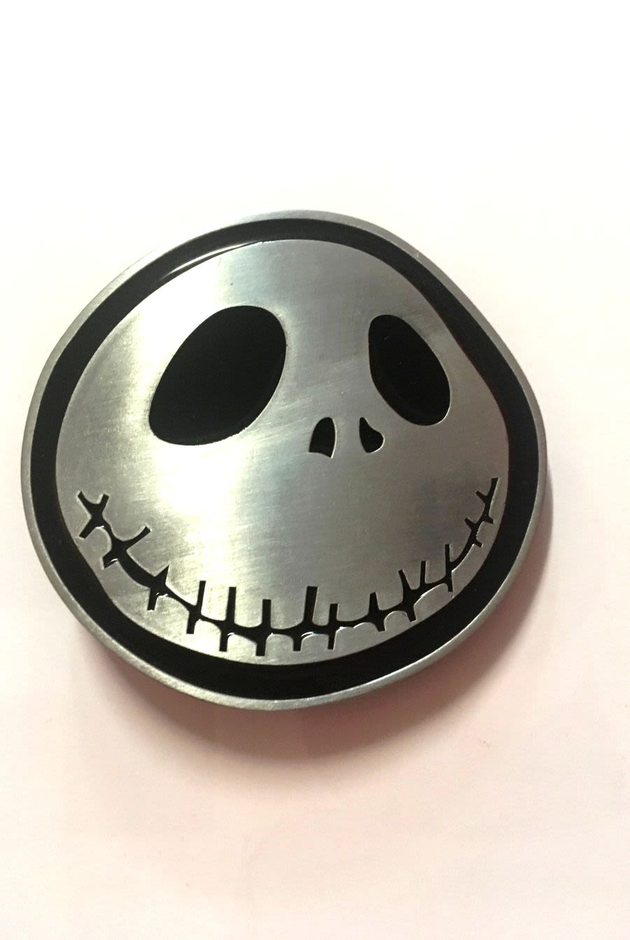 Jack Skellington Belt Buckle
