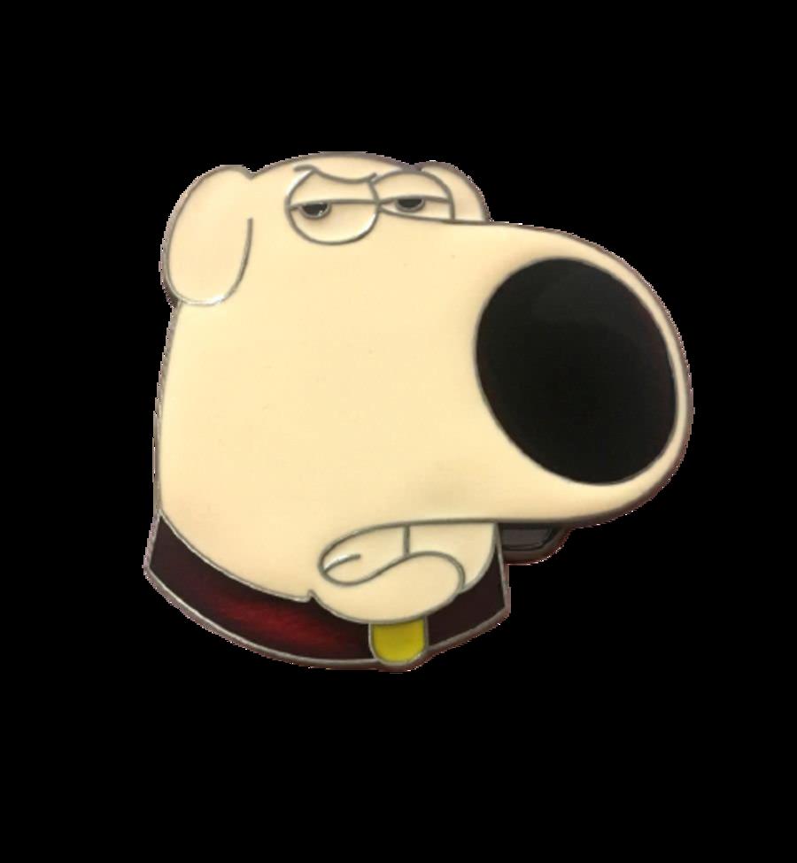 Brian Family Guy Belt Buckles