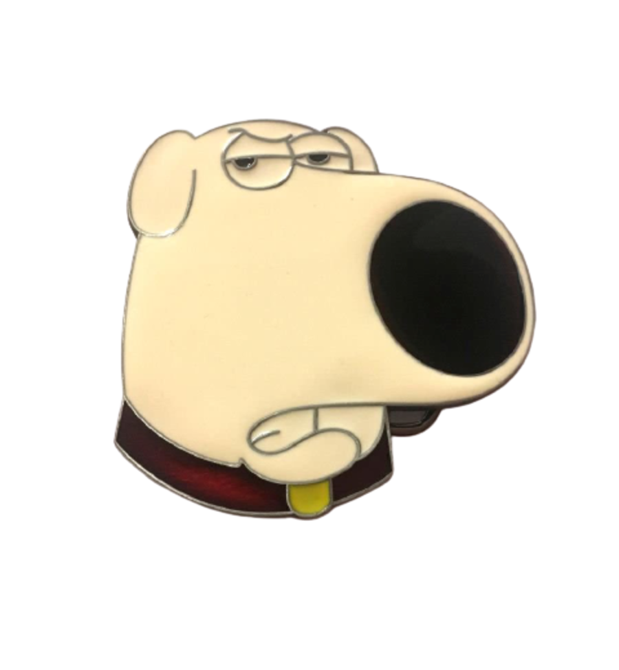 Brian Family Guy Belt Buckles