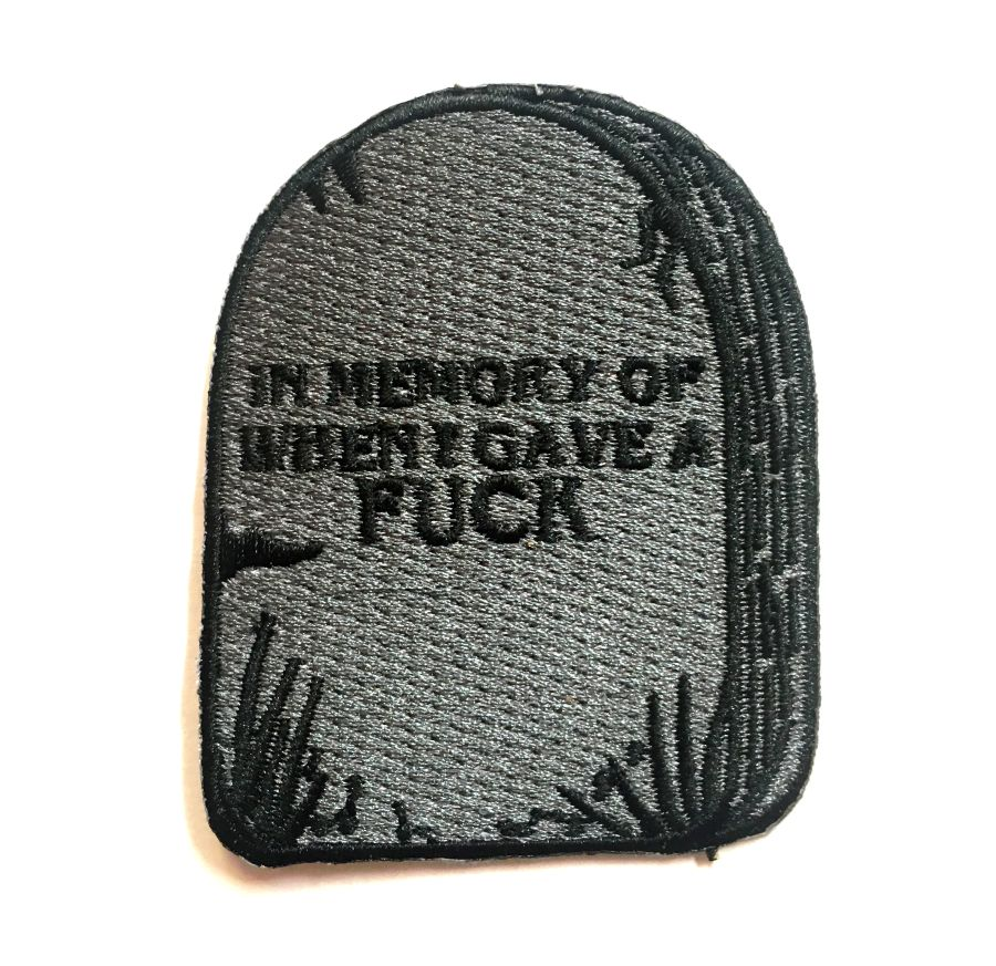 Headstone Patch