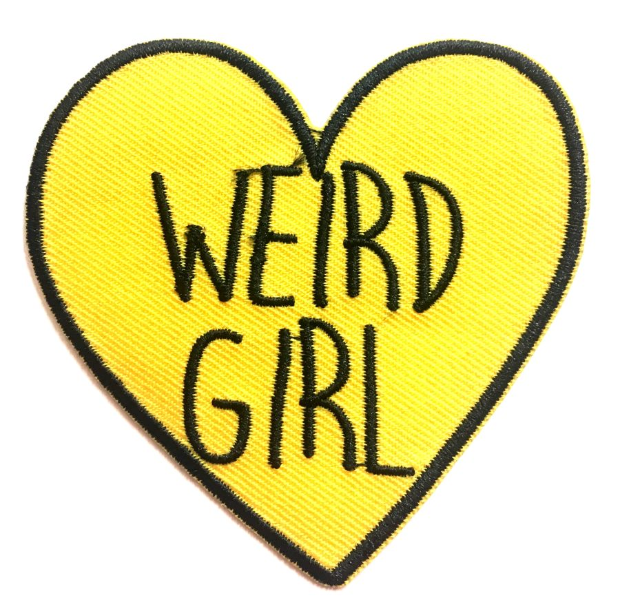 Weird Girl Patch