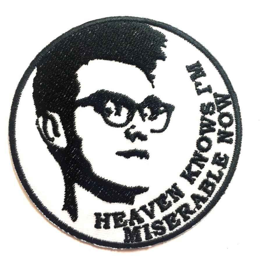 Morrissey Patch