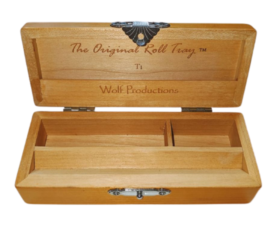 Wolf Productions The Original Roll Tray