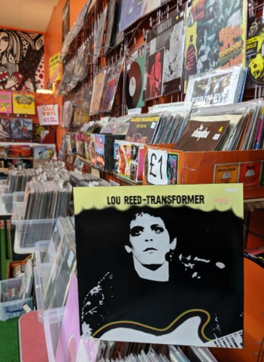 Loe Reed, Transformer Vinyl