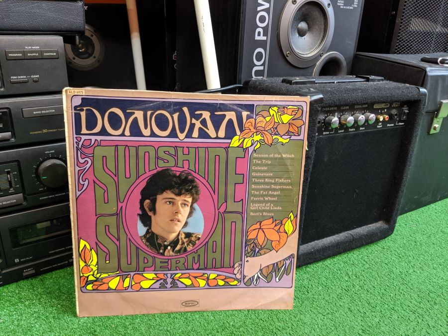 Donovan, Sunshine Superman
