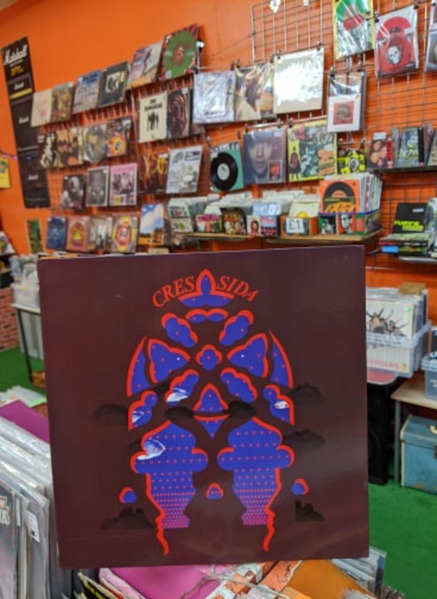 Cressida, Cressida Vinyl