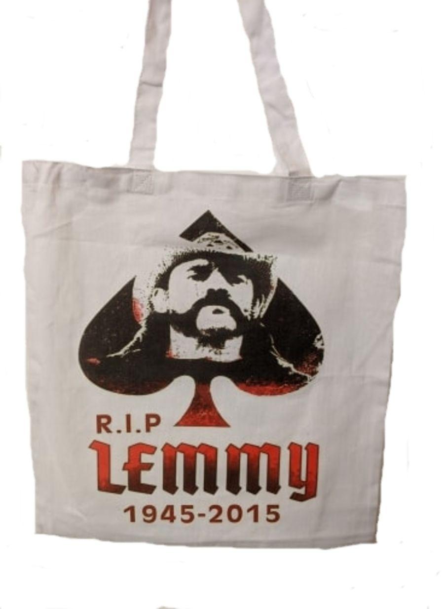 Lemmy Motorhead Cotton Tote Bag