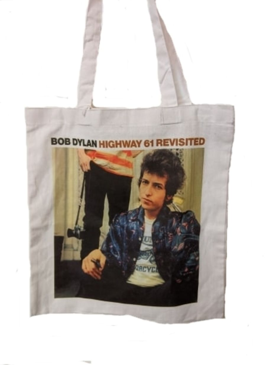 Bob Dylan, Highway 61 Revisited Tote Bag