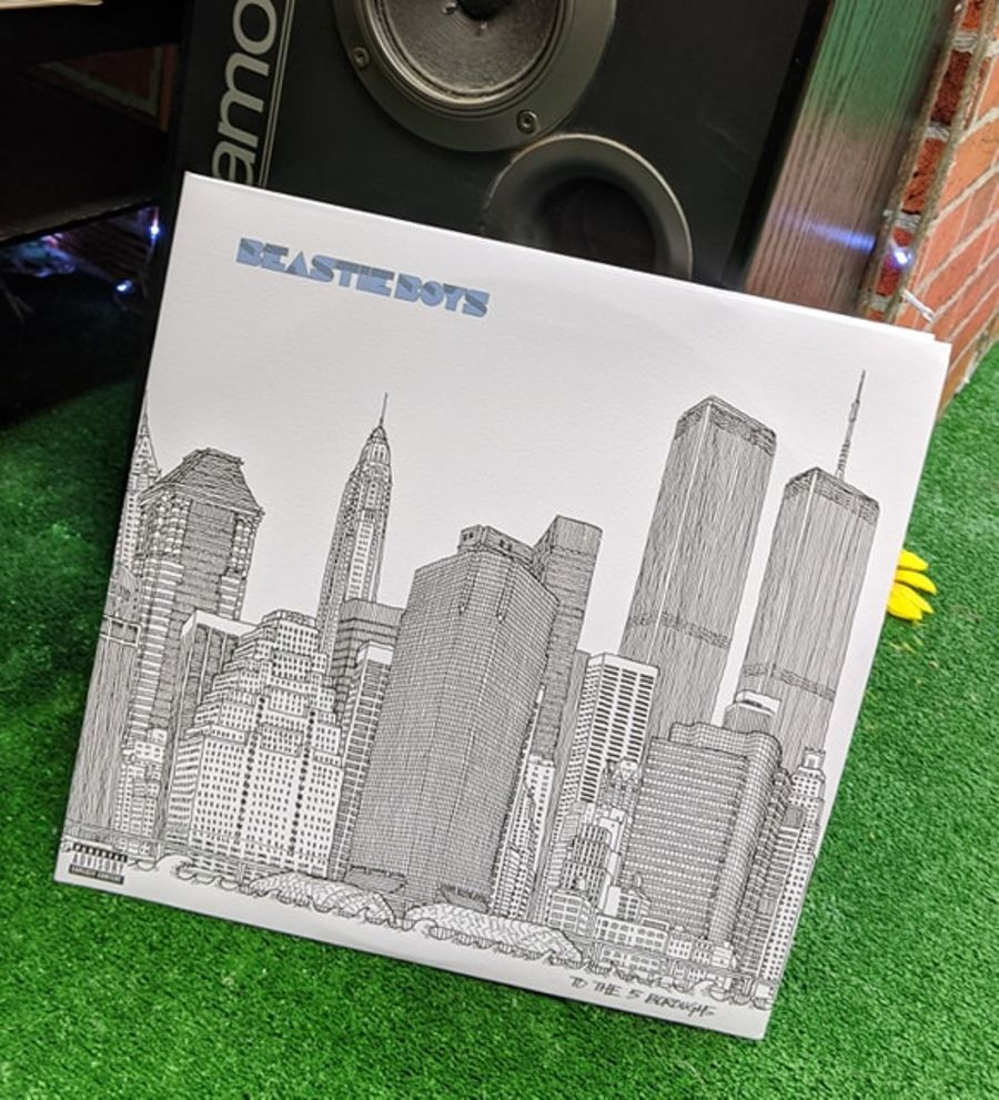 Beastie Boys, To The 5 Boroughs Vinly