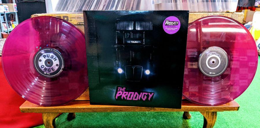 The Prodigy, No Tourists Vinyl