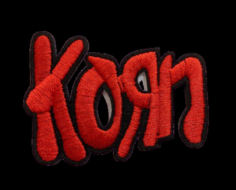 Korn Iron On Patch