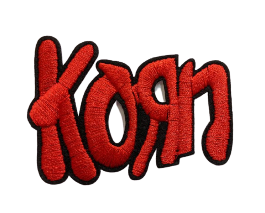 Korn Iron On Patch