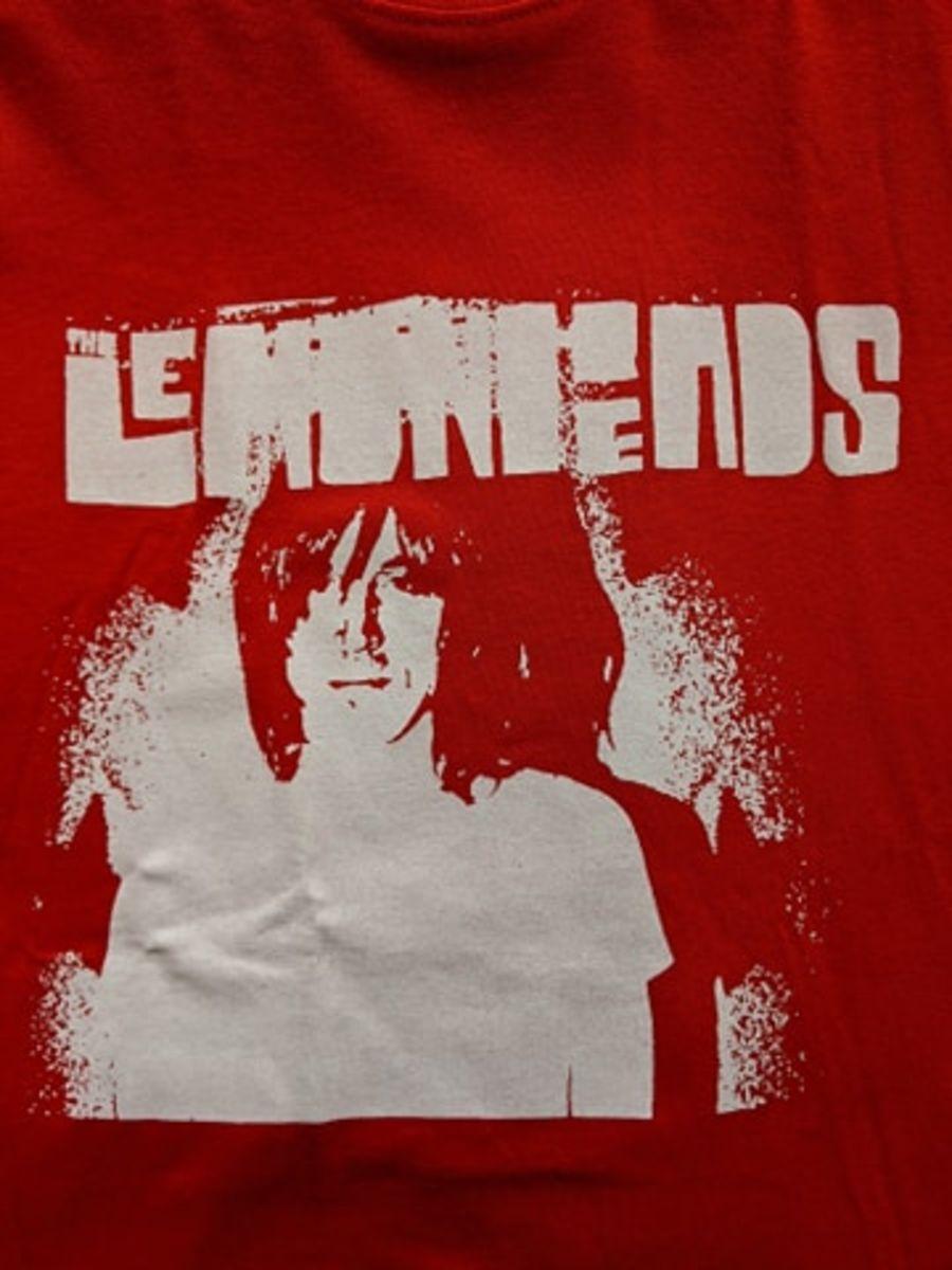 Vintage Lemonheads Red T-Shirt
