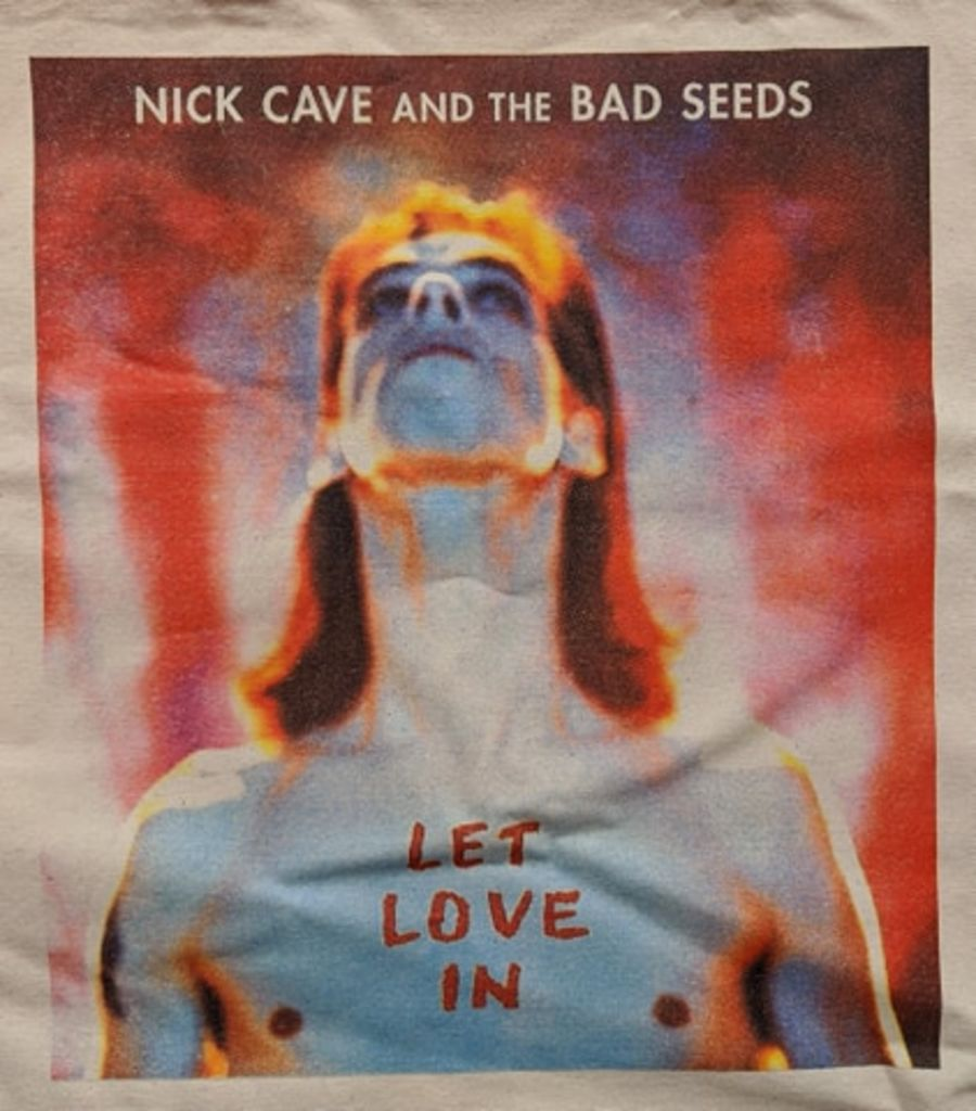 Nick Cave And The Bad Seeds Cotton Tote Bag