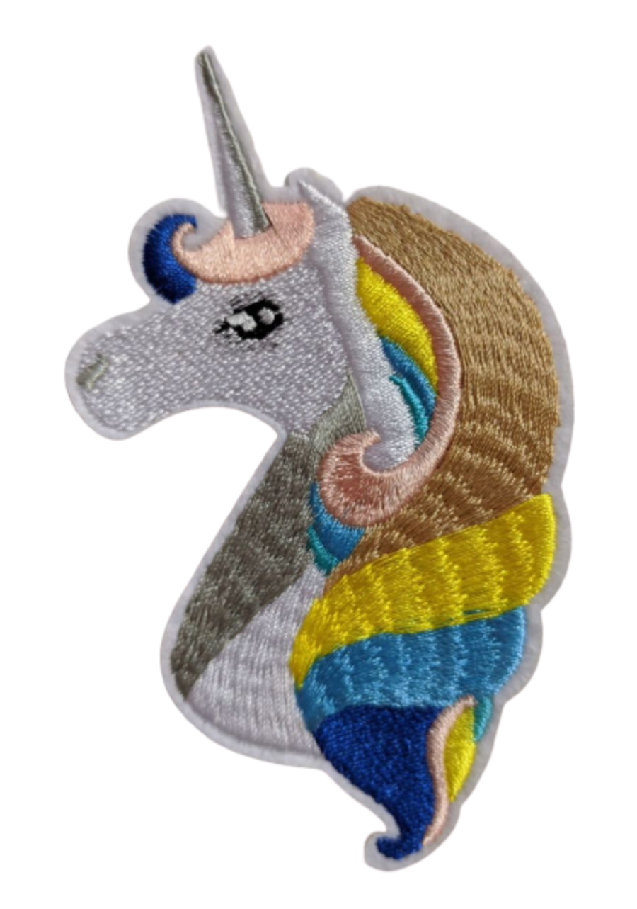 Unicorn Magical Iron On Patch