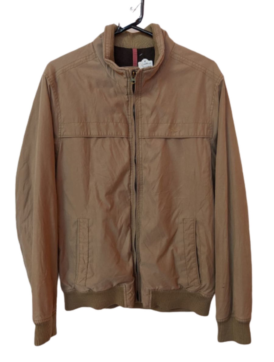 Vintage 1990's Dark Cream Dockers Jacket