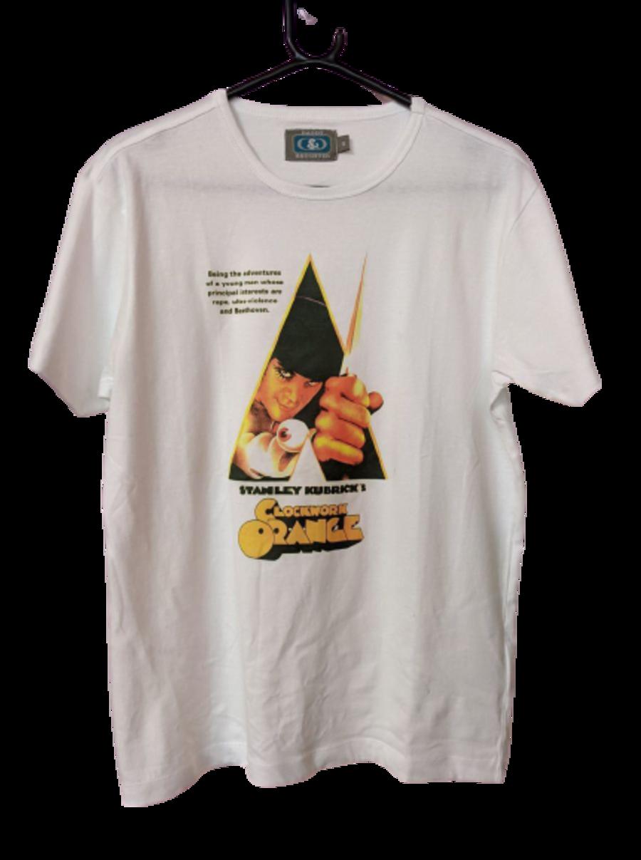 Vintage A Clockwork Orange T-Shirt