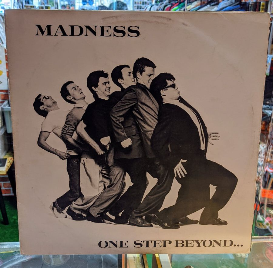 Vintage Madness One Step Beyond Vinyl
