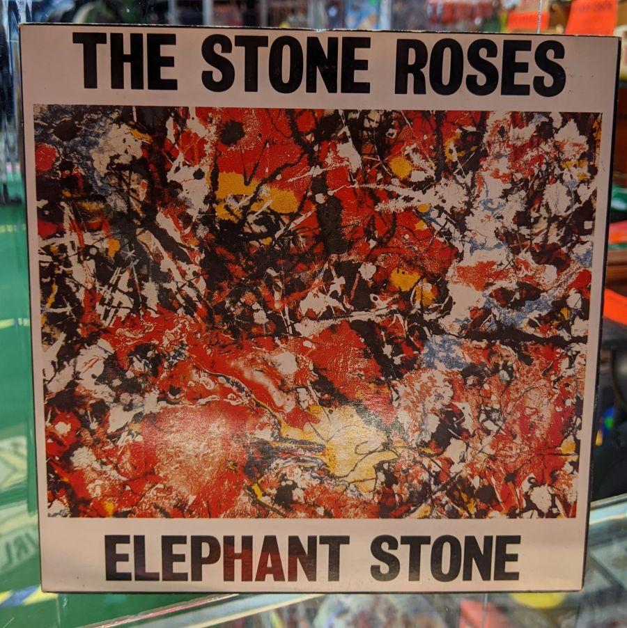 Vintage The Stone Roses Elephant Stone Vinyl