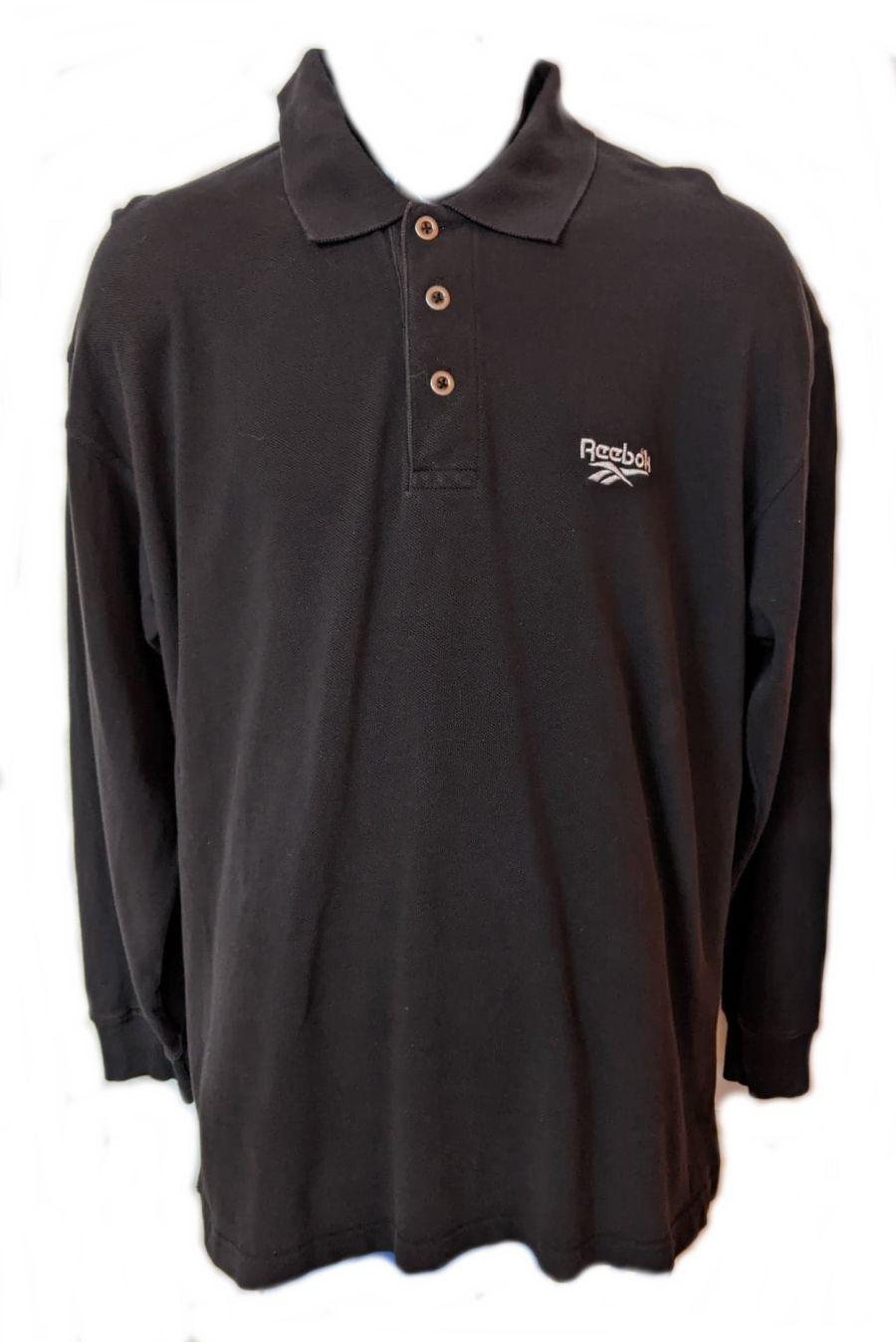 Vintage 1990's Reebok Golf Long Sleeve Sports Top