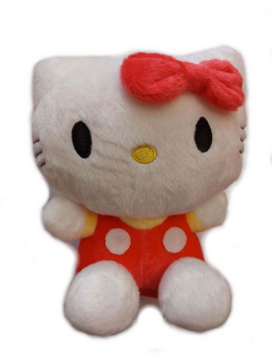Cool Vintage Hello Kitty Plushie Toy