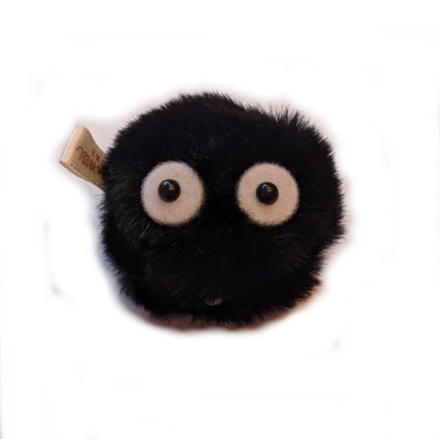 Kawaii My Nieghbor Totoro Soot Sprite Plushie