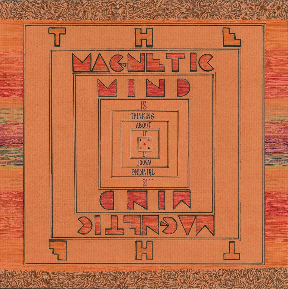 THE MAGNETIC MIND ...Is Thinking About It vinyl LP