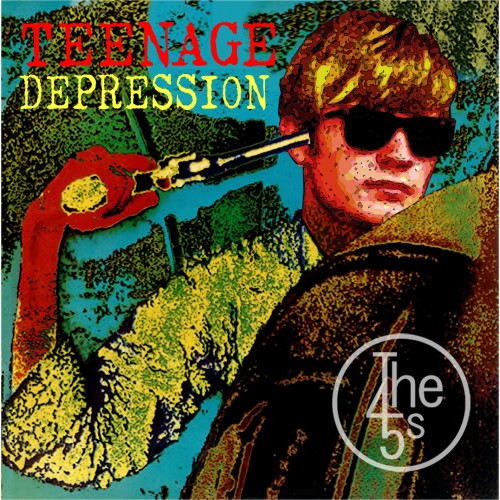 THE 45s Teenage Depression 7