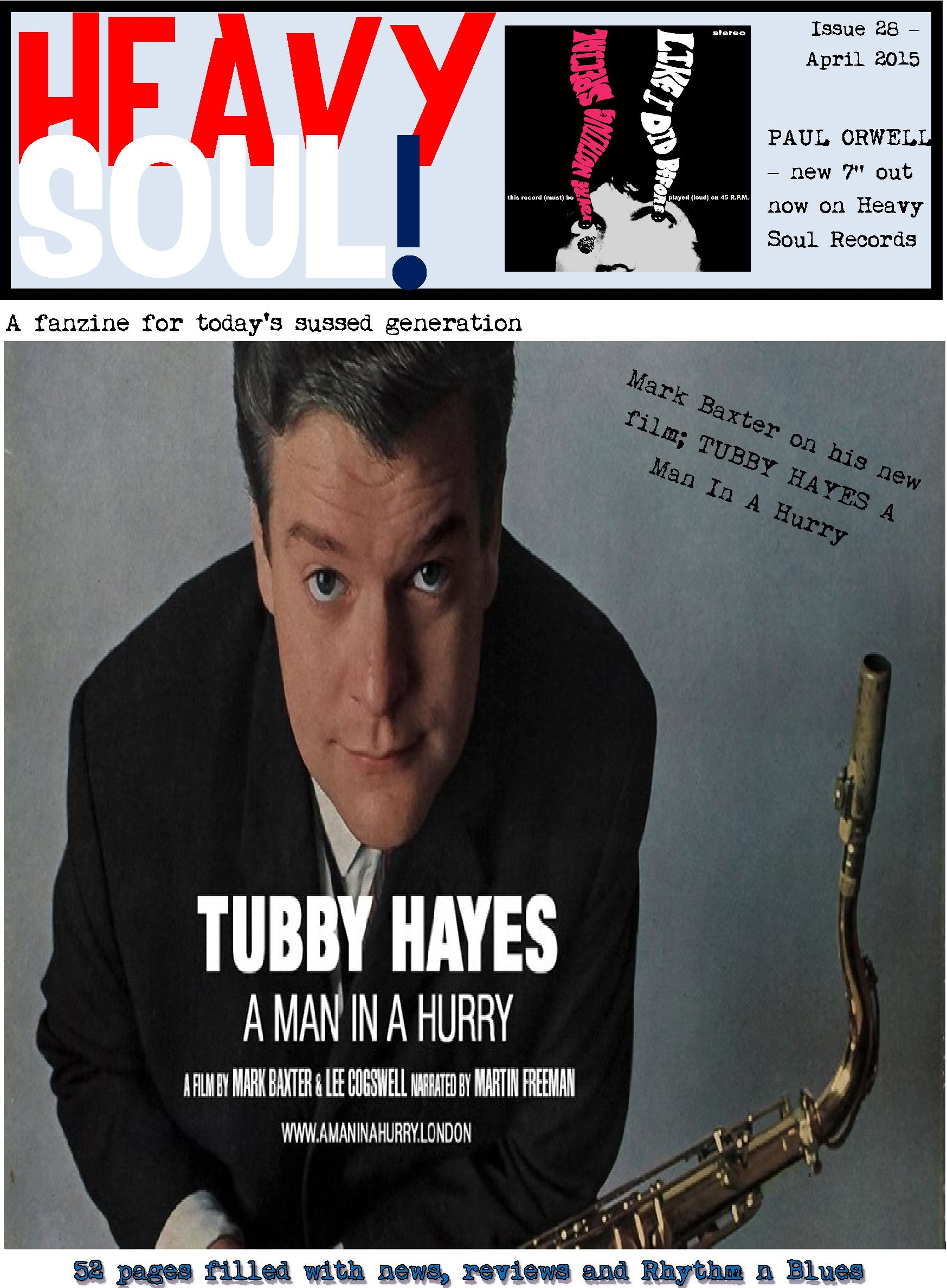 HEAVY SOUL! MODZINE Issue 28