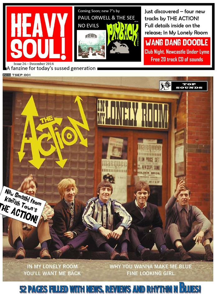 HEAVY SOUL! MODZINE Issue 26