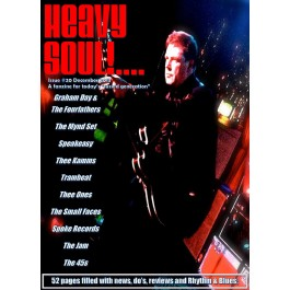 HEAVY SOUL! MODZINE Issue 20