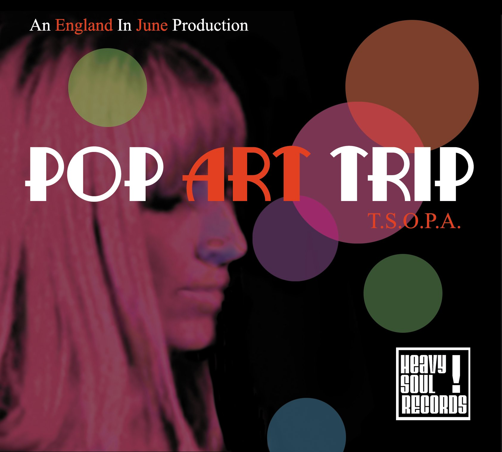 THE SOUND OF POP ART Pop Art Trip CD