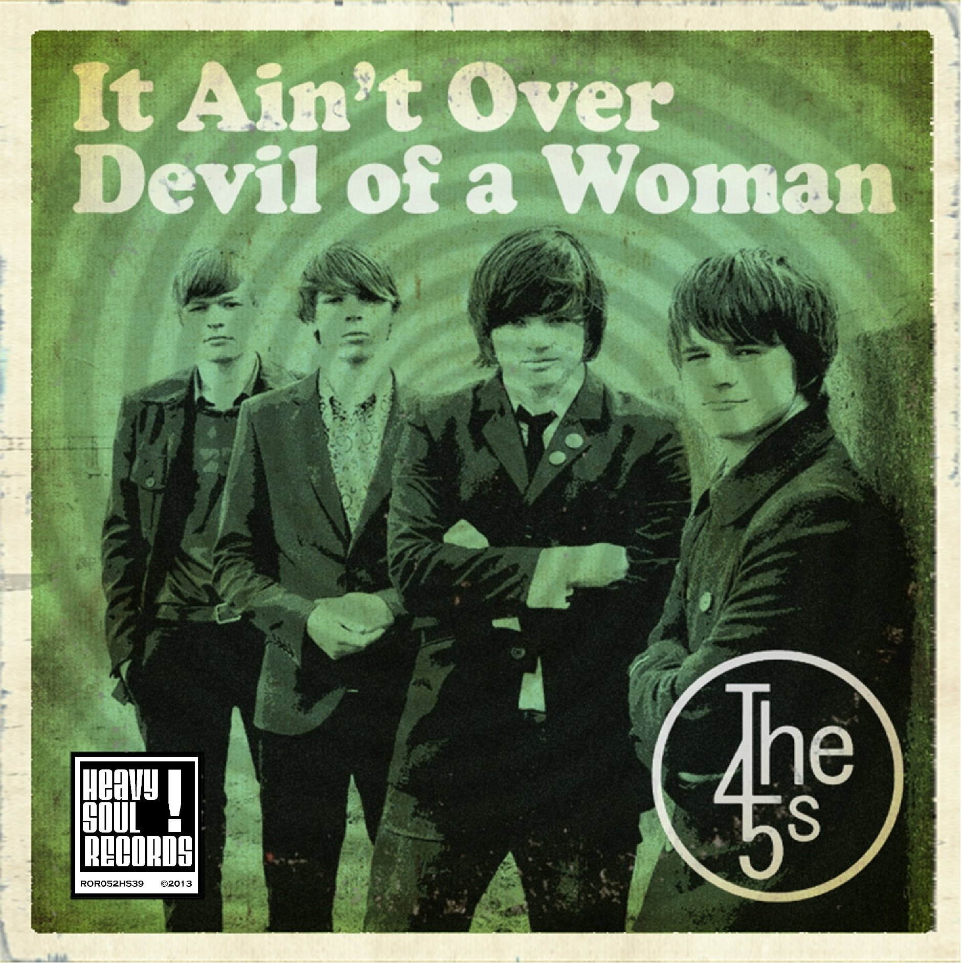 THE 45s Devil Of A Woman 7