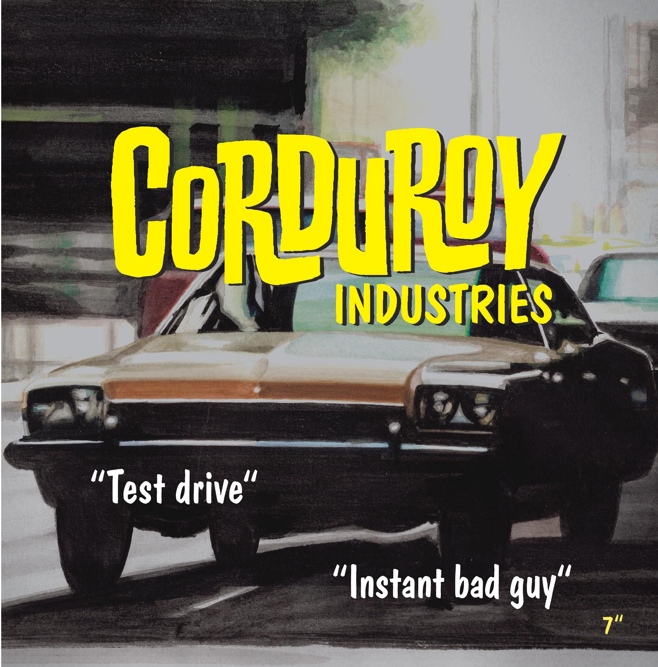 CORDUROY INDUSTRIES Test Drive 7