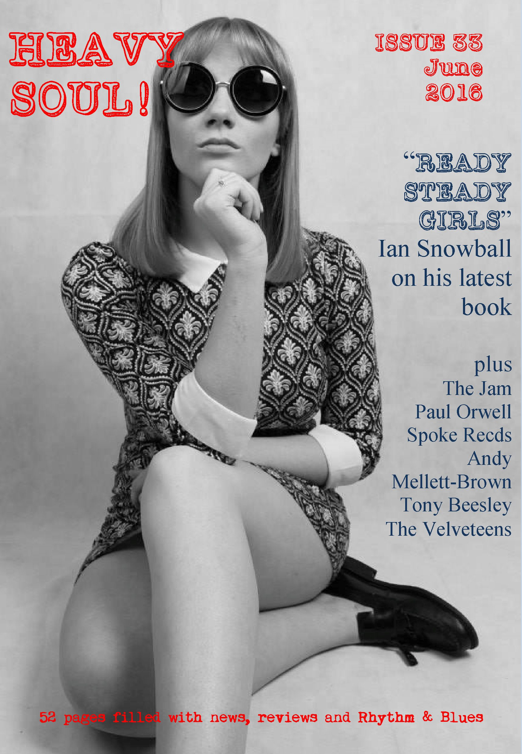 Heavy Soul! Modzine Issue 33