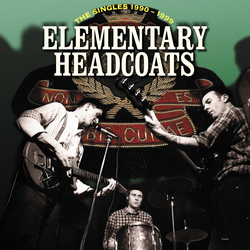 THEE HEADCOATS Elementary 3LP