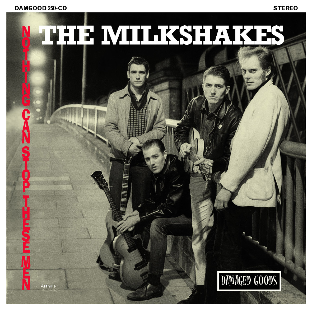 THE MILKSHAKES Nothing Can Stop These Men LP