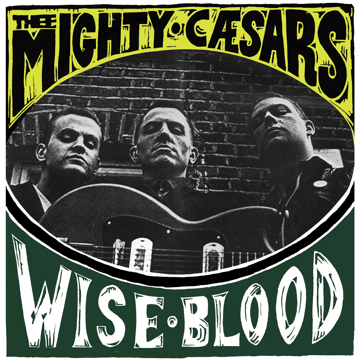 THEE MIGHTY CAESERS Wise Blood LP